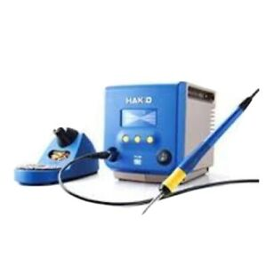 Hakko FX100-04 ESD-Safe Induction Heat Soldering Station Used