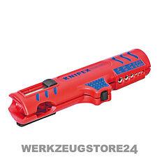 Knipex 16 85 125 SB Universal-Abmantelungswerkzeug 1685125SB Abisolierzange