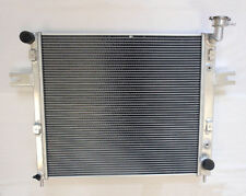 2 ROW Aluminum Radiator fit for Jeep Grand Cherokee 4.7L V8 1999-2000 AT MT New
