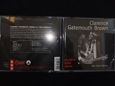 CD CLARENCE GATEMOUTH BROWN / BULLSEYE BLUES BASICS /