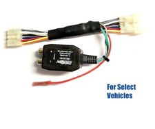 Add An Amp Amplifier Radio Adapter Interface for some Toyota Vehicle- no JBL/Amp