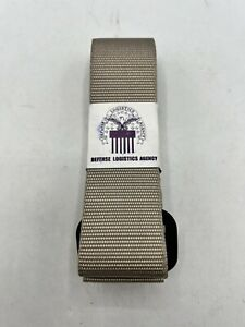 NEW - DSCP Military Issue Tactical Riggers Belt - Color: Sand, Size: 52