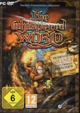 The Whispered World - PC - deutsch - Neu / OVP