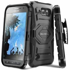 Galaxy S6 Active Case Evocel New Generation Dual Layer Rugged Holster