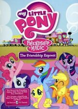 My Little Pony - My Little Pony: Friendship Is Magic & Express [New DVD] Full Fr