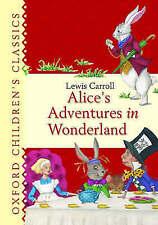 Alice's Adventures in Wonderland by Lewis Carroll (Hardback, 2009)