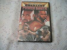 Roy Jones Jr.s Greatest Power Shots (DVD, 2005) BRAND NEW, SEALED SHIPS FREE USA