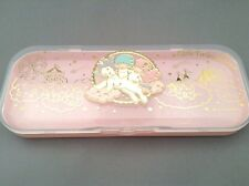 New Kawaii Little Twin Stars Kiki Lala Pen Pencil Case Accesary Case Sanrio