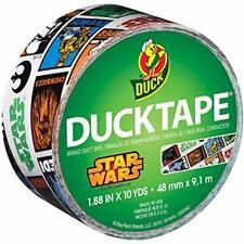 New Ducktape Star Wars Discontinued 1.88 inches x 10 Yardas
