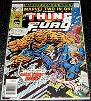 Marvel Two-In-One The Thing & Nick Fury #26 (2.0) 1st Print Marvel Comics