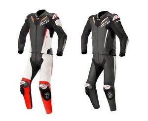 Alpinestars Atem V3 2 Piece Motorcycle Leather Suit