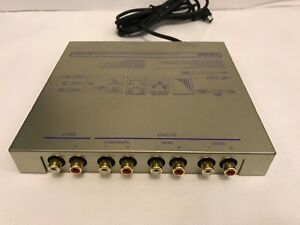 Clarion DPH-9100 Car DSP Equalizer Processor - Free Shipping