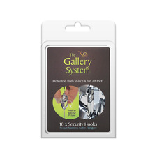 Push Button Hooks (Security Version) - The Gallery System - GBLSECPBH