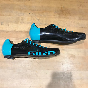 Giro Empire ACC Taylor Phinney model easton carbon 3 hole cycling shoes eu 46 me