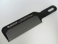 New BLACK ICE Professional Flat Top Barbers Clipper Hair Comb - Large