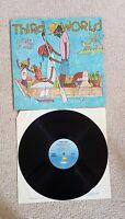 THIRD WORLD - JOURNEY TO ADDIS - 1978 UK ISSUE LP ON ISLAND RECORDS - ILPS 9554