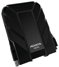 AData HD710 Shockproof 2TB 2.5in USB3 Portable HDD Black