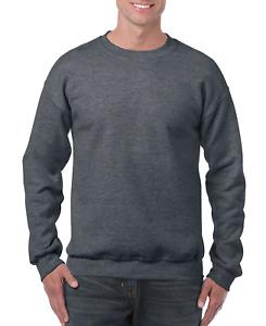 NEW Gildan Heavy Blend Adult Crewneck Sweatshirt G18000