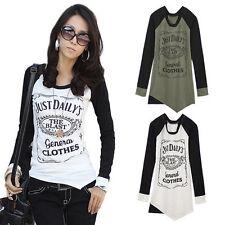 Damen-Blusen Damenblusen, - tops & -shirts aus Baumwollmischung für die Freizeit