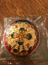 Set of 6 2011 Compass Rose Geocoins (includes LE) - New, Unactivated