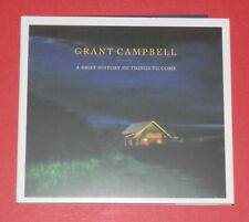 Grant Campbell - A brief history of things to come- (Digipak) -- CD / Songwriter