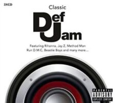 Classic Def Jam 0600753644560 by Various Artists CD