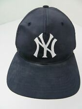 New York Yankees Black White Baseball MLB Snapback Adult Cap Hat