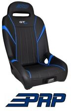 PRP Suspension Rear Seat - Black / Blue for 14-17 Polaris RZR XP 1000 & Turbo