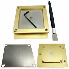 For Antminer Tin Tool S9 S9J Hashboard Chip Plate Holder Tin Fixture Repair Kits