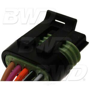 Manifold Absolute Pressure Sensor Connector-Mass Air Flow Sensor Connector BWD