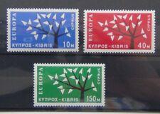 Cyprus 1963 Europa set LMM