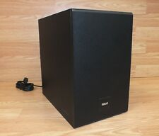 *REPLACEMENT* RCA (SBT1739-SW) Solid Black Subwoofer For RCA Bluetooth Audio