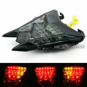 Integrated LED Tail Light Turn Signal Blinker FIT BMW S1000R HP4 S1000RR 10-17