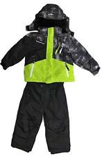 New WEATHERPROOF size 2T -Boy Insulated SNOW Pants snowsuit COAT JACKET 2pc SET