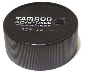 Tamron Adaptall 2 Rear Lens Cap Contax C/Y Yashica mount worldwid