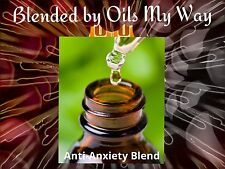Essential Oils Blend For Anxiety And Panic Attacks