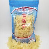 1LB 100% Natural Snow Lotus Seed, Tian Shan Xue Lian zi, Zao Jiao Mi,皂角米/雪莲子