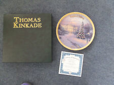 Thomas Kinkade White House Christmas 2000 Commemorative Ed. Lights Of Liberty