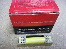 Magnecraft W132MPCX-2 70 Ohm 6 VDC  Mercury Wetted Relay New Old Stock