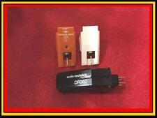 Genuine Audio Technica DR350 Turntable Cartridge w/ AT Needle/Stylus + 1 Extra