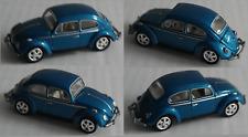 Johnny Lightning – VW Käfer blaumetallic