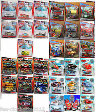 DISNEY CARS NEON ICE RACERS SILVER CARS TOON RARE VOITURE AU CHOIX