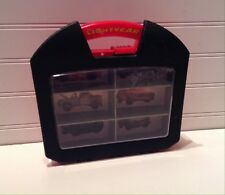 Disney Pixar Cars Movie 6 Car Storage Case