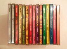 CD Top Hits (Lot 4) 15 CD's