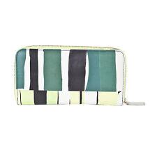Paul Smith wallet zip collage, Long zip wallet block collage