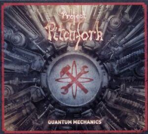 PROJECT PITCHFORK Quantum Mechanics CD Digipack 2011