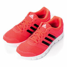 adidas Block Heel Lace Up Synthetic Upper Trainers for Women
