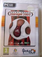 68532 - Championship Manager 2007 [NEW / SEALED] - PC (2007) Windows 7