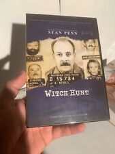 Witch Hunt DVD ~ Hard to Find ~ Brand New /other.