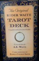 The Original Rider Waite Tarot Deck. Divination; Pagan; Tarot cards